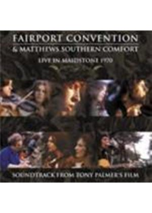 Fairport Convention/Matthews Southern Comfort - Fairport Convention And Matthews Southern Comfort (Music CD)