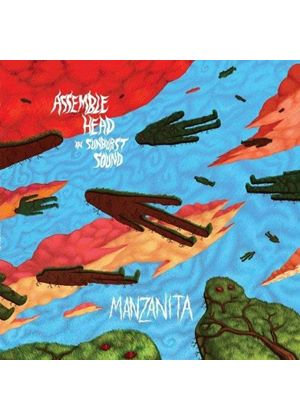 Assemble Head in Sunburst Sound - Manzanita (Music CD)
