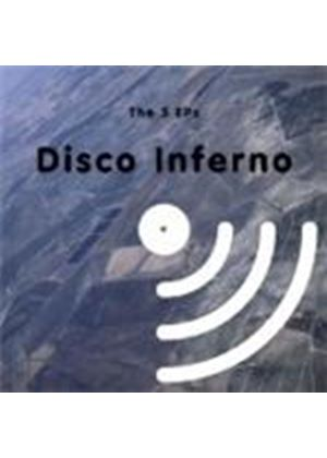 Disco Inferno - 5 EPs, The (Music CD)