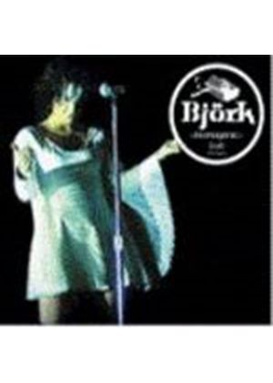 Bjork - Homogenic Live (Music CD)