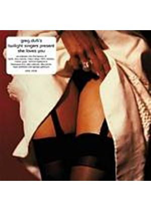 Greg Dullis Twilight Singers - She Loves You (Music CD)