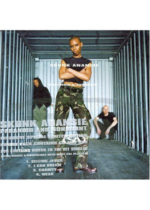 Skunk Anansie - Paranoid & Sunburnt [CD + DVD] (Music CD)
