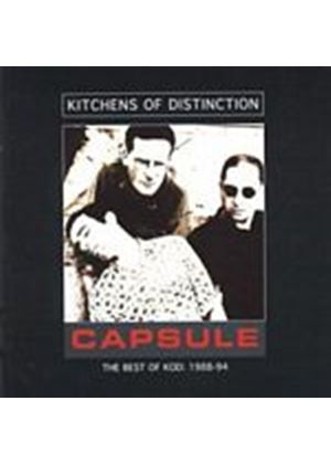 Kitchens Of Distinction - Capsule: The Best Of 1988 - 1994 (Music CD)