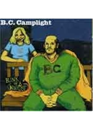 B.C. Camplight - Blink Of A Nihilist (Music CD)
