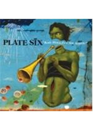 Plate Six - Battle Hymns For A New Republic (Music CD)