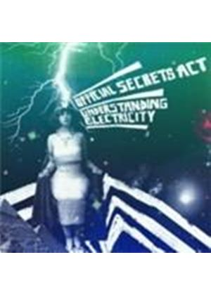 Official Secrets Act - Understanding Electricity (Music CD)