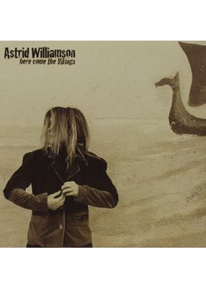 Astrid Williamson - Here Come The Vikings (Music CD)