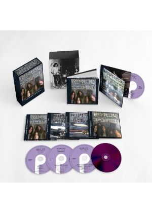 Deep Purple - Machine Head (Deluxe Edition 4CD & DVD) (Music CD)