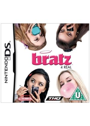 Bratz 4 Real (DS)
