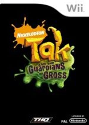 Tak and the Guardians of Gross (Nintendo Wii)