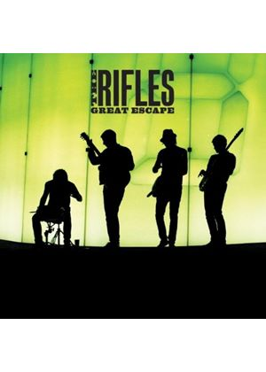 The Rifles - Great Escape (Music CD)