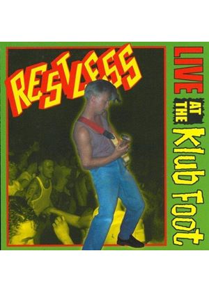 Restless - Live at the Klub Foot (Music CD)