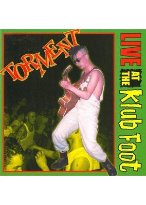 Torment - Live At The Klub Foot (Music CD)