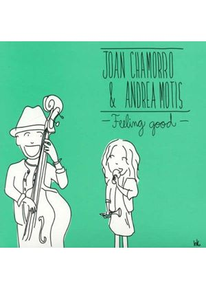 Andrea Motis - Feeling Good (Music CD)