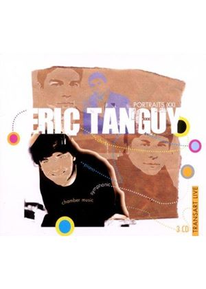 Eric Tanguy - Eric Tanguy Portraits XXI (Rophe, Sanderling)