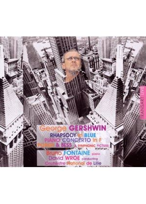 George Gershwin: Rhapsody in Blue; Piano Concerto; Porgy & Bess - A Symphonic Picture (Music CD)