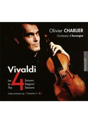 Vivaldi: 4 Seasons (Music CD)