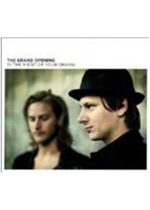 Grand Opening - In The Midst Of Your Drama (Music CD)