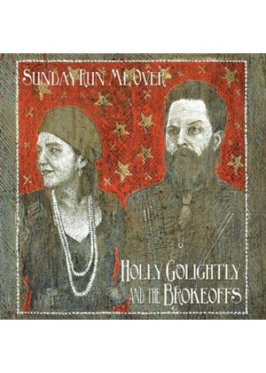 Holly Go Lightly - Sunday Run Me Over (Music CD)