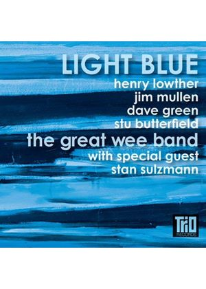 Great Wee Band (The) - Light Blue (Music CD)