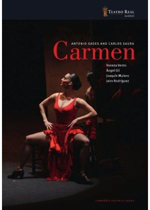 Antonio Gades and Carlos Sauda: Carmen (Music CD)