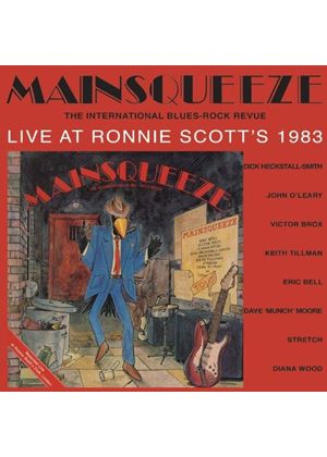 Mainsqueeze - Live at Ronnie Scott's (Music CD)