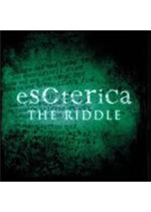 Esoterica - Riddle, The (Music CD)