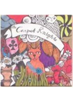 Carpet Knights - Lost And So Strange Is My Mind (Music CD)