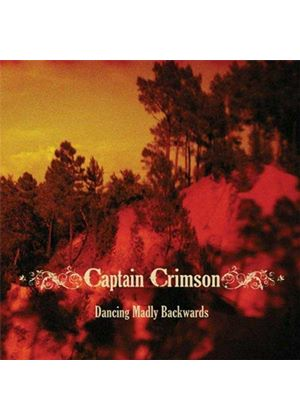Captain Crimson - Dancing Madly Backwards (Music CD)