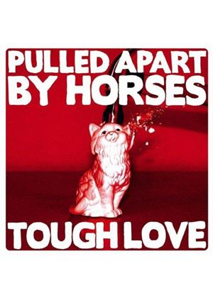 Pulled Apart by Horses - Tough Love (Music CD)
