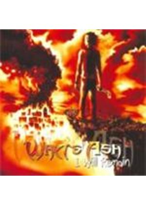 Whyte Ash - I Will Remain (Music CD)