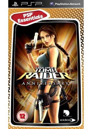 Tomb Raider Anniversary - Essentials (PSP)