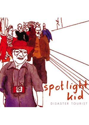 Spotlight Kid - Disaster Tourist (Music CD)