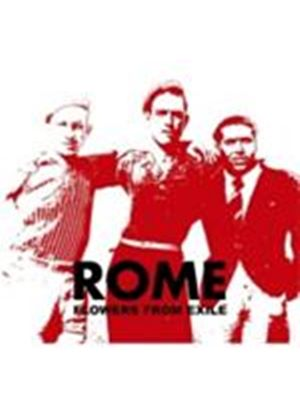 Rome - Flowers From Exile (Music CD)