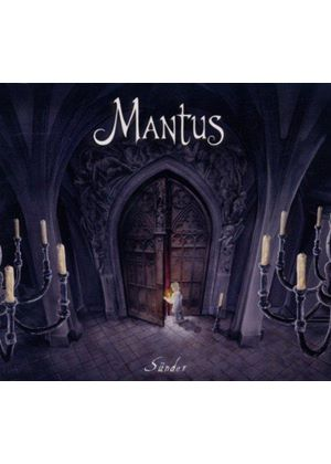 Mantus - Suender (Music CD)