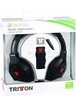 Microsoft Licensed Tritton Trigger Headset (Xbox 360)
