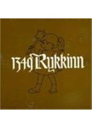 1349 Rykkinn - Brown Ring Of Fury (Music Cd)