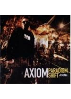 Axiom - Paradigm Shift (Music CD)