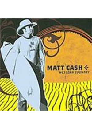 Matt Cash - Western Country (Music CD)