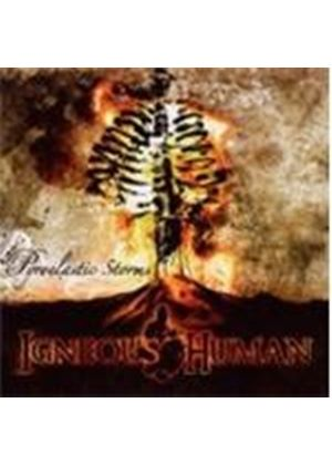 Igneous Human - Pyroclastic Storms (Music CD)