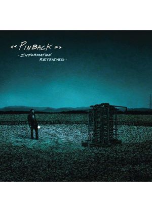 Pinback - Information Retrieved (Music CD)