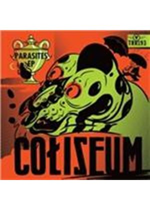 Coliseum - Parasites (Music CD)