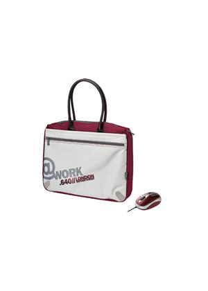 "Tust Oxford 16"" Notebook Bag & Mouse Bundle"