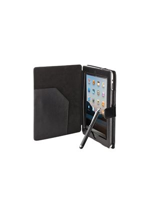 Trust Folio Stand with Stylus Pen for iPad2