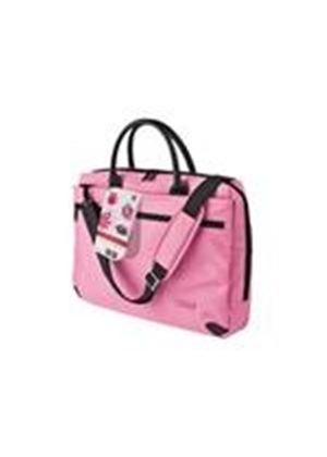 "Trust 15.4"" Ladies Notebook Bag Notebook carrying case pink"