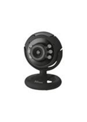 Trust SpotLight Webcam Pro - Web camera - color - audio - Hi-Speed USB