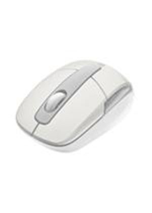 Trust Wireless Mini Travel Mouse - Mouse - optical - wireless - 2.4 GHz - USB wireless receiver - white