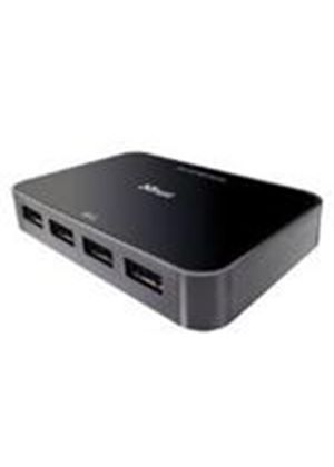 Trust SuperSpeed 4 Port USB 3.0 Hub (Black)