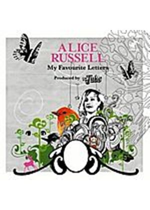 Alice Russell - My Favourite Letters (Music CD)