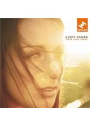 Lizzy Parks - This And That (Music CD)